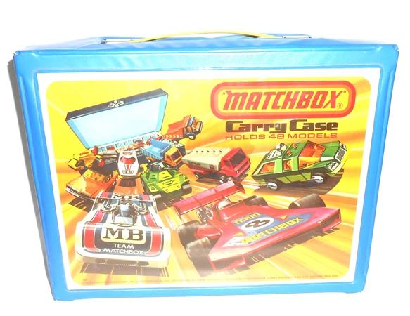 MATCHBOX CARRY CASE